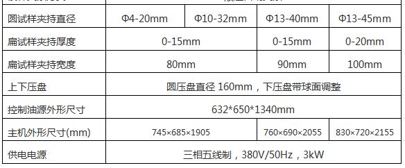 WE-300B(D)液晶数显式液压万能试验机