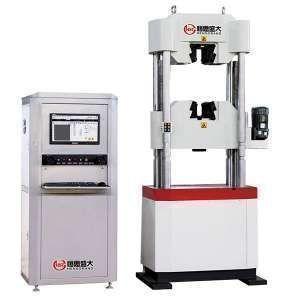 电子万能试验机的部件组成说明以及正确维护保养方法